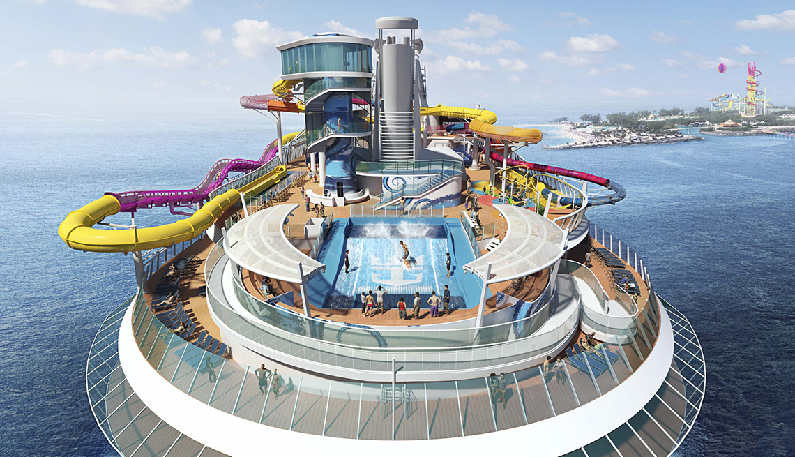 Photo of What to Look for in Cruise Ship Reviews